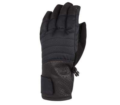 Сноубордические перчатки 686 Infiloft Majesty Glove Black Croc