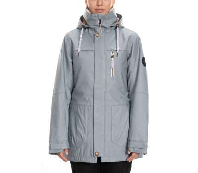 Куртка для сноуборда 686 Women's Spirit Insulated Blue Denim