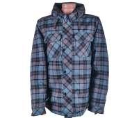 Куртка для сноуборда 686 20/21 Men's Woodland Insulated Goblin Blue