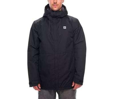 Сноубордическая куртка 686 Foundation Insulated Black