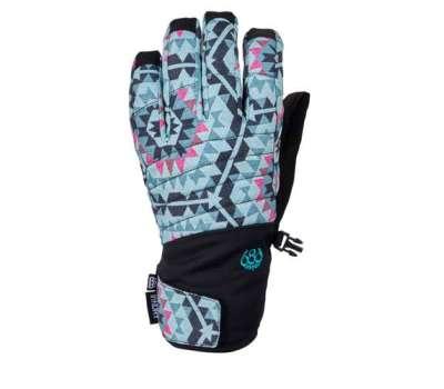 Сноубордические перчатки 686 Infiloft Majesty Glove Fem Carousel