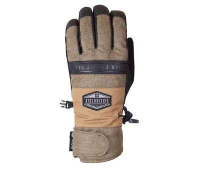 Сноубордические перчатки 686 Infiloft Recon Glove Khaki Melange