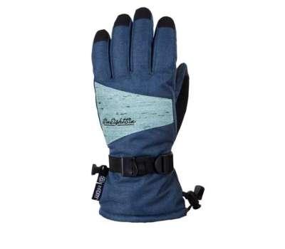 Сноубордические перчатки 686 Paige Glove Blue Steel