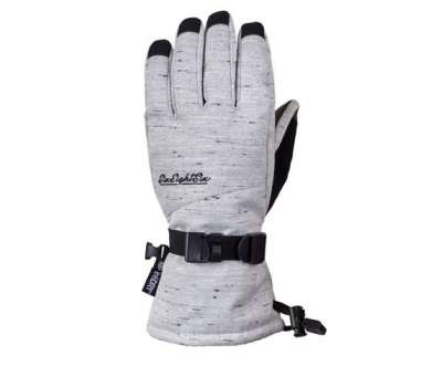 Сноубордические перчатки 686 Paige Glove White Slub