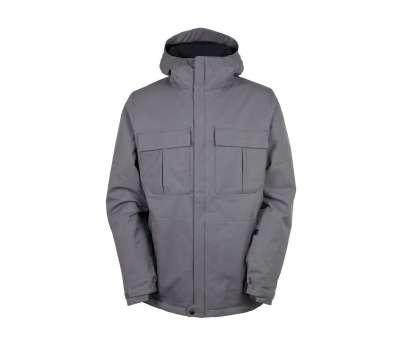 Куртка для сноуборда 686 Men's Moniker Insulated Steel