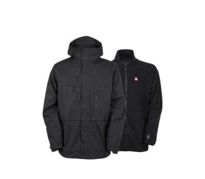 Куртка для сноуборда 686 Men's Authentic Smarty Form Black
