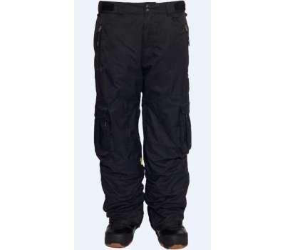 Штаны для сноуборда APO Master Loose Black