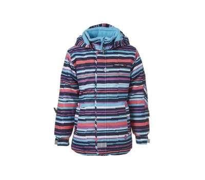 Детская куртка LEGO Tec Winter JENAY 673 Dark Turquise