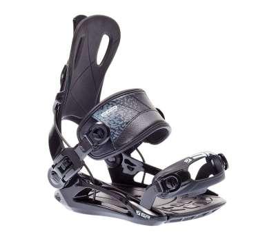 Сноубордические крепления  SP FTKido Black