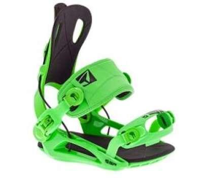 Крепления для сноуборда SP™ FT 360 Green