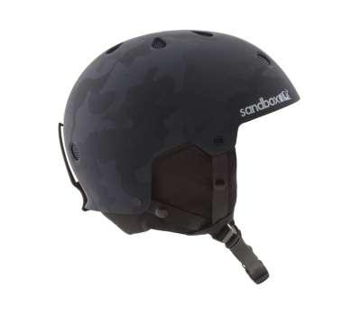 Шлем для сноуборда SandBox Legend 2.0 Snow Black Camo