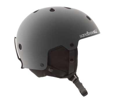 Шлем для сноуборда SandBox Legend 2.0 Snow Gray