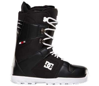 Ботинки для сноуборда DC PHASH BLACK\WHITE