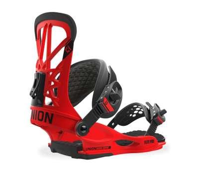 Крепления для сноуборда UNION Flite Pro Red
