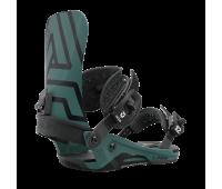 Крепления для сноуборда UNION 22 Atlas  Dark Green