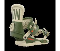 Крепления для сноуборда UNION 22 Contact Pro Green Gigi Ruf