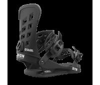 Крепления для сноуборда UNION 22 STR Black