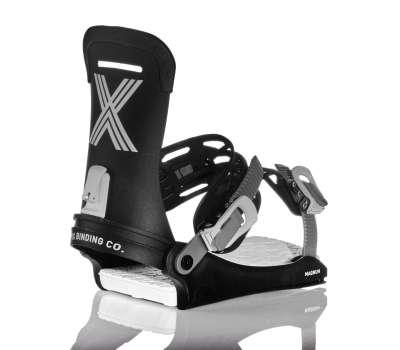 Крепления для сноуборда FIX 21 Mns Magnum Black