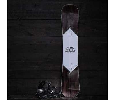Сноуборд комплект:  доска SVBD Ladder + крепы SVBD