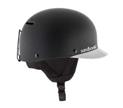 Шлем для сноуборда SandBox Classic 2.0 Snow Black Team V2