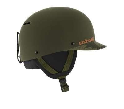Шлем для сноуборда SandBox Classic 2.0 Snow Jungle Camo