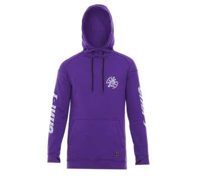 Худи SWHK Minimal Purple Alcorider
