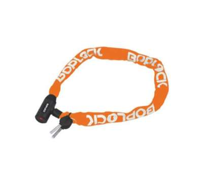 Велозамок BOPLOCK TY759 Chain Lock 6 X 1050 мм (оранж)
