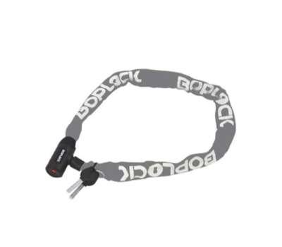 Велозамок BOPLOCK TY759 Chain Lock 6 X 1050 мм (серый)