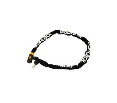 Велозамок BOPLOCK TY759 Chain Lock 6 X 1200 мм (оранж)