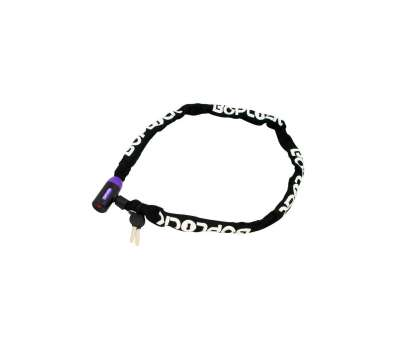 Велозамок BOPLOCK TY759 Chain Lock 6 X 900 мм (фиолет)