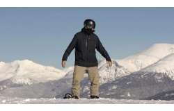 Как держать баланс на сноуборде