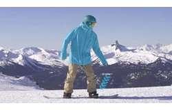 Как делать Ollie  - прыжки, трюки на сноуборде