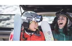 Как выбрать лыжные и сноубордические шлемы