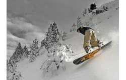 История сноуборда, стили катания