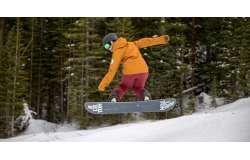 Трюки на сноуборде для начинающих